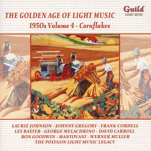 The Golden Age of Light Music: 1950s, Vol. 4 - Cornflakes