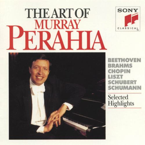 The Art of Murray Perahia: Selected Highlights