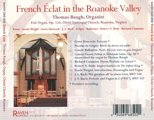 French Éclat in the Roanoke Valley