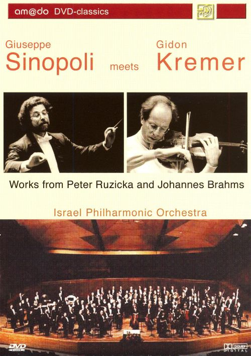 Sinopoli meets Kremer [DVD Video]