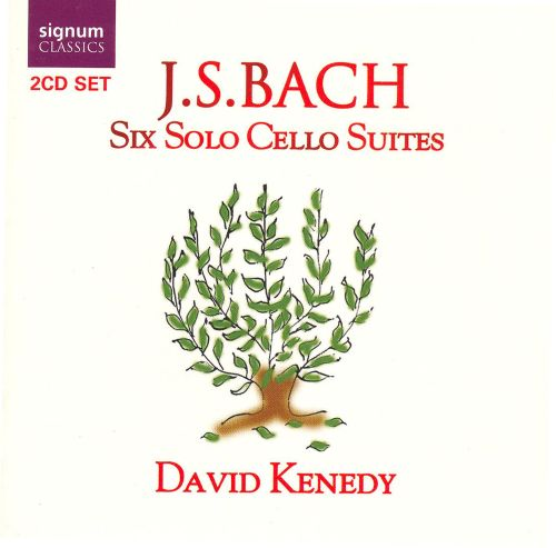 Bach: Six Solo Cello Suites