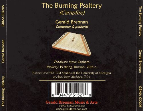 The Burning Psaltery (Campfire)