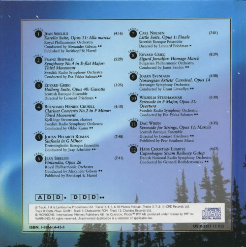 In Classical Mood: Northern Lights