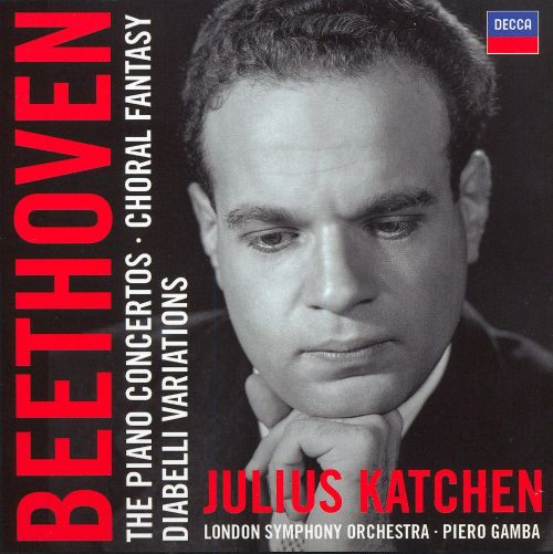 Beethoven: The Piano Concertos; Choral Fantasy; Diabelli Variations