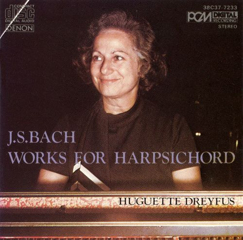 J.S. Bach: Works for Harpsichord