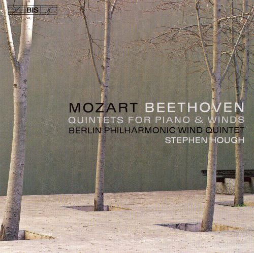 Quintets for Piano & Winds by Mozart & Beethoven