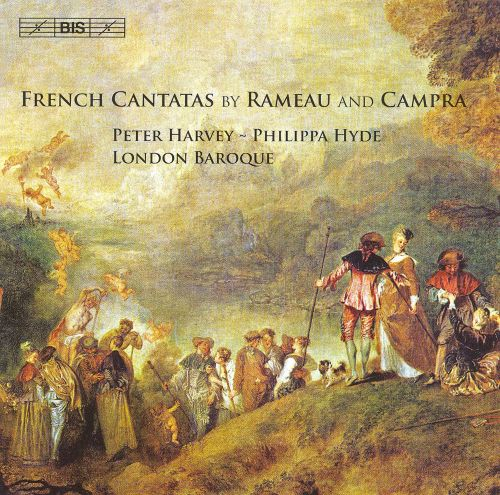 Les Amants trahis, cantata for 2 soloists, viol & continuo