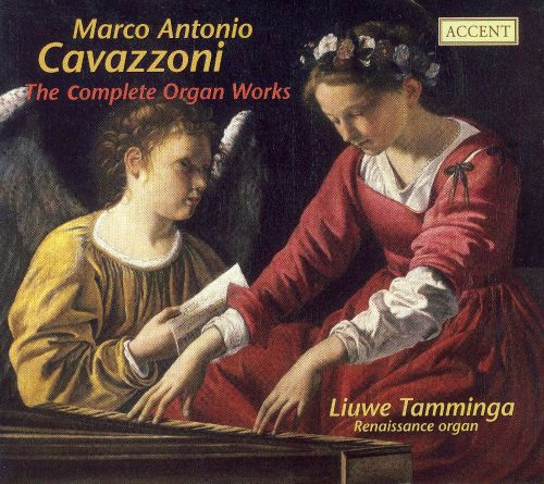 Marco Antonio Cavazzoni: The Complete Organ Works