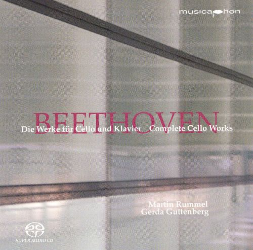 Beethoven: Complete Cello Works