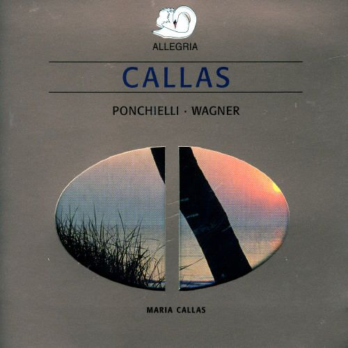 Maria Callas performs the works of Ponchielli & Wagner [Germany]
