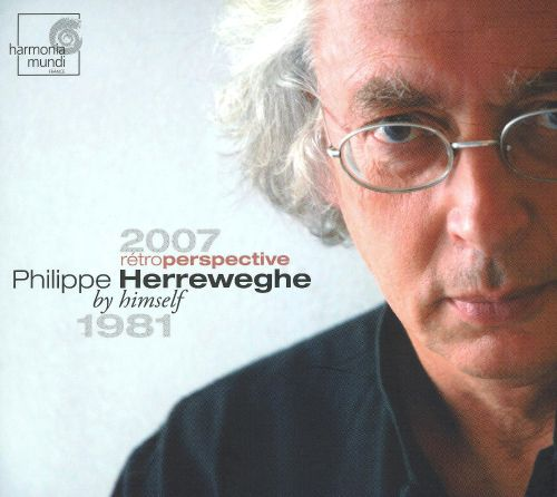 Philippe Herreweghe: By Himself [Includes DVD]