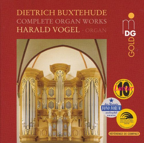 Buxtehude: Complete Organ Works [Box Set]