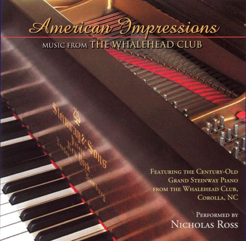 American Impressions: Music from the Whalehead Club
