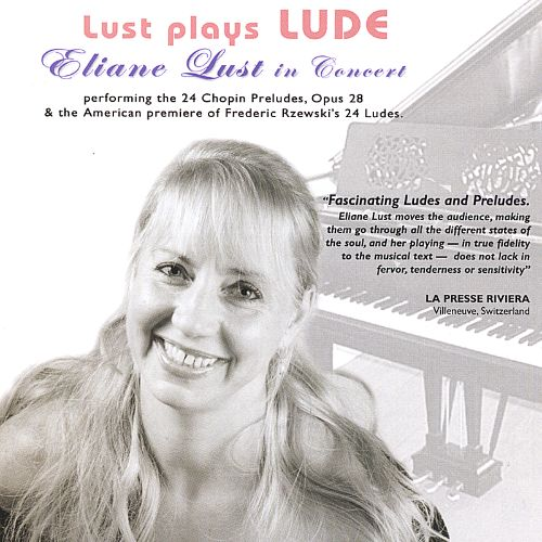 Lust plays Lude