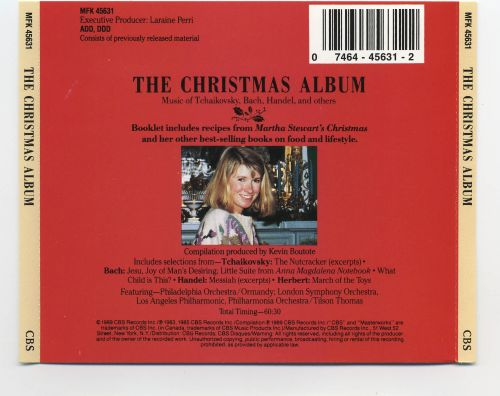 Dinner Classics: The Christmas Album