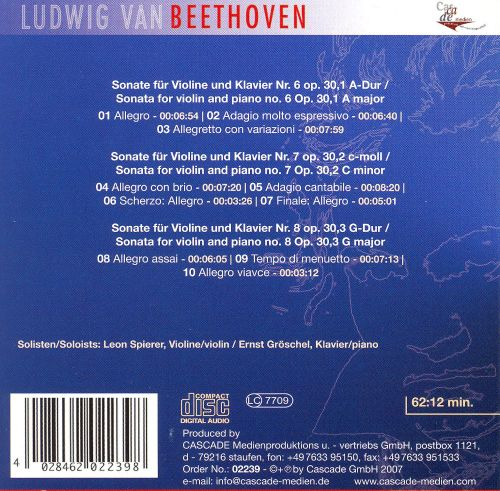 Beethoven: Complete Works, Vol. 39
