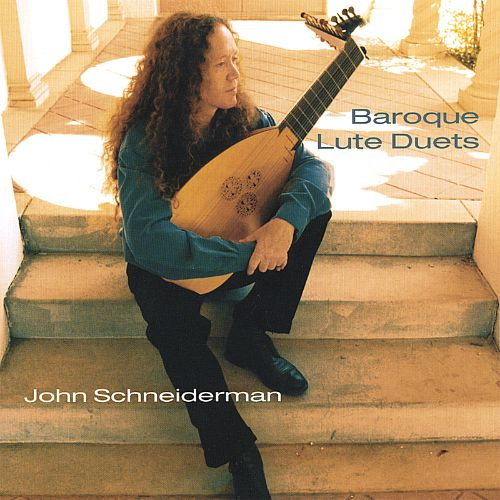 Baroque Lute Duets