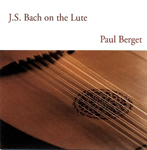 J.S. Bach on the Lute