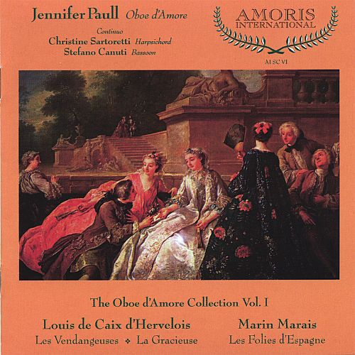 The Oboe d'Amore Collection, Vol.1