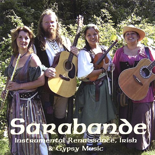 Sarabande: Instrumental Renaissance, Irish & Gypsy Music