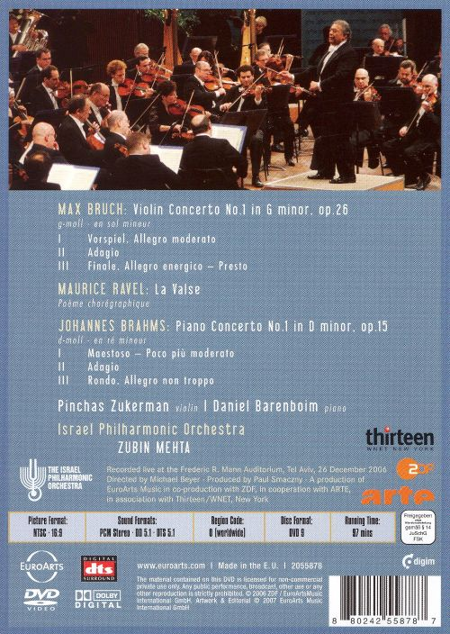 Israel Philharmonic Orchestra: 70th Anniversary Concert [DVD Video]