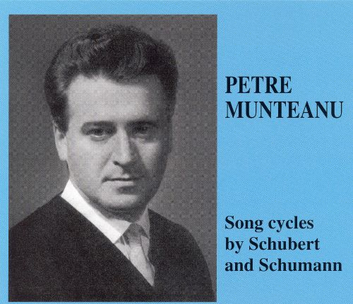 Song Cycles by Schubert & Schumann