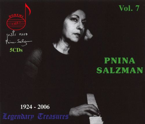 Pnina Salzman, Vol. 7: Special Commerative Issue