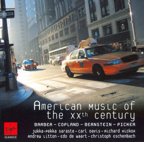 American Music of the XXth Century