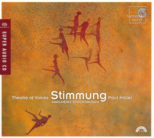 Stimmung (Copenhagen version), for 6 vocalists