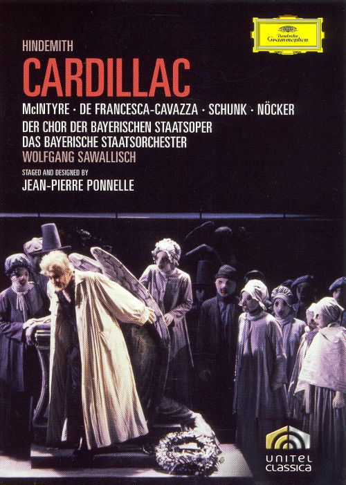 Hindemith: Cardillac [DVD Video]