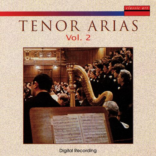 Tenor Arias, Vol. 2