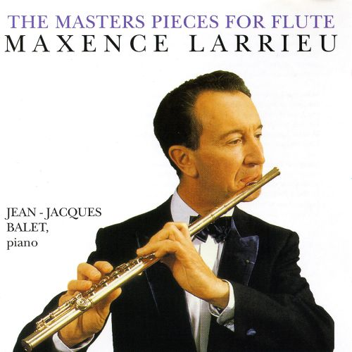 The Masterpieces for Flute