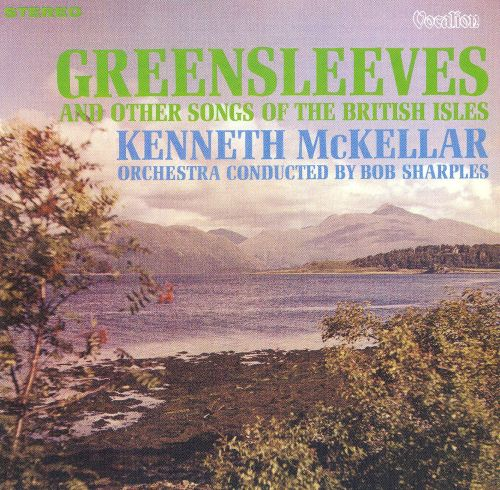 Greensleeves and Other Songs Of The British Isles