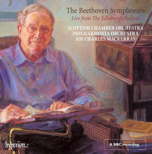 The Beethoven Symphonies Live from the Edinburgh Festival