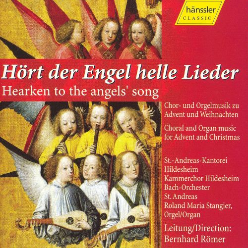 Hearken to the angel's song