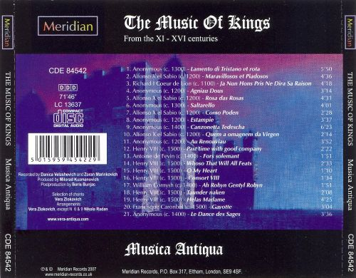 The Music of Kings