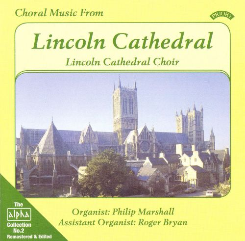 Choral Music from Lincoln Cathedral