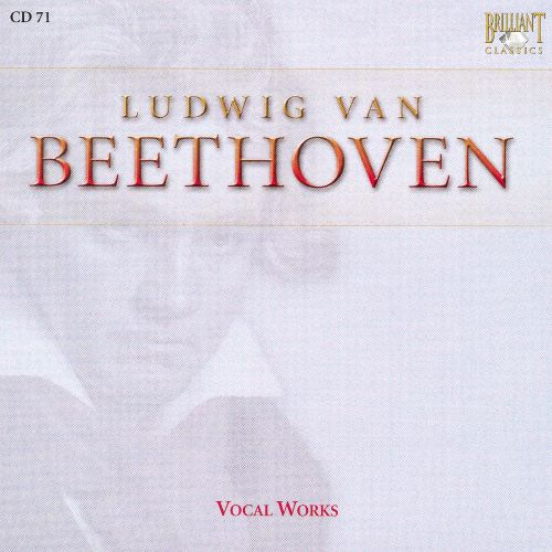 Beethoven: Vocal Works
