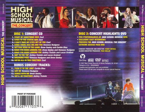 High School Musical: The Concert