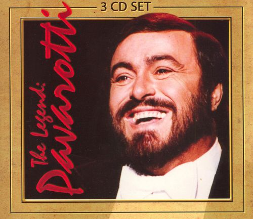 The Legend: Pavarotti