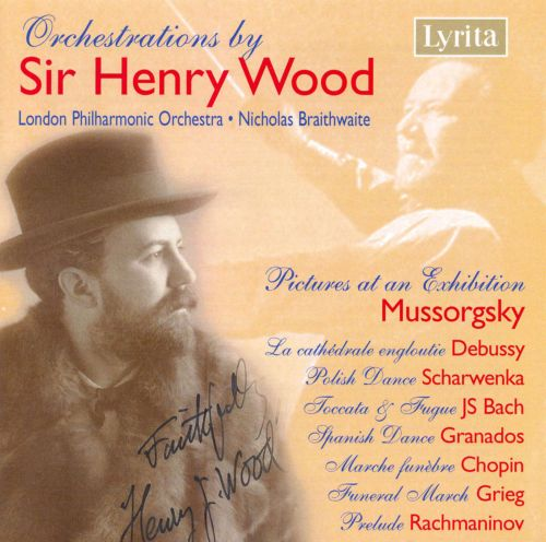 Orchestrations by Sir Henry Wood
