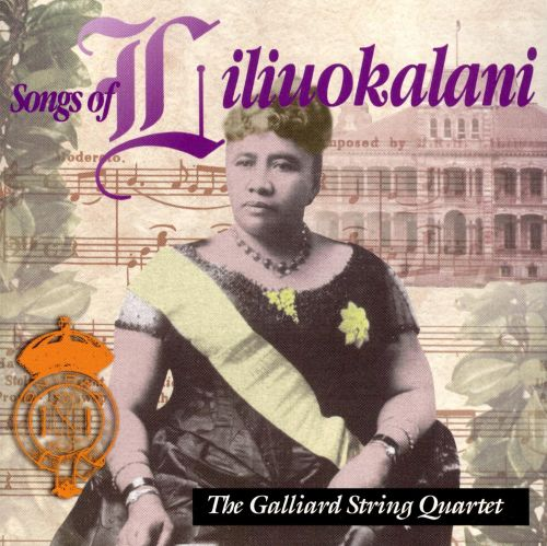 Songs of Liliuokalani