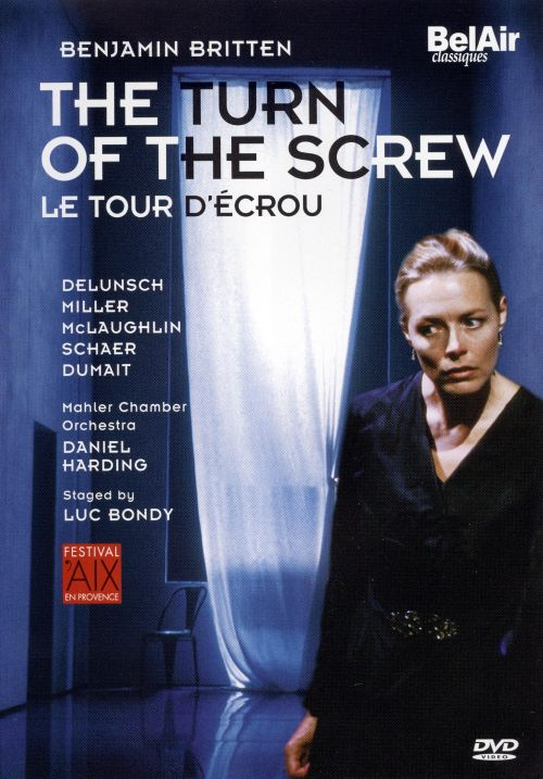 Britten: The Turn of the Screw [DVD Video]