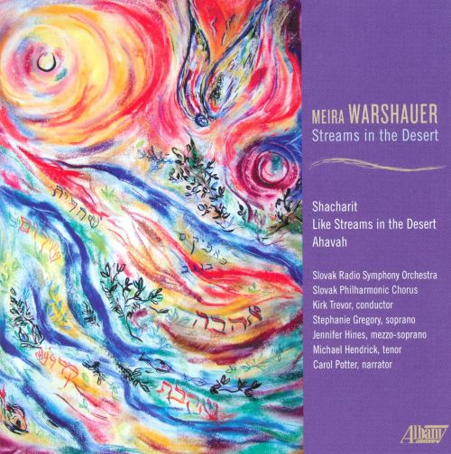 Maria Warshauer: Streams in the Desert