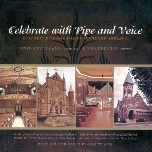 Celebrate with Pipe and Voice