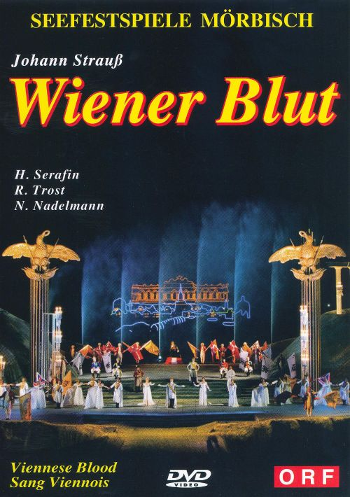 Strauß: Wiener Blut [DVD Video]