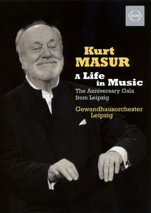 A Life in Music: The Anniversary Gala from Leipzig [DVD Video]