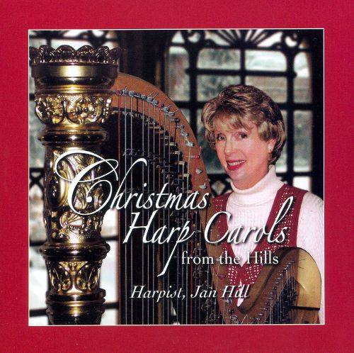 Christmas Harp Carols from the Hills