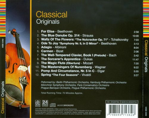 Classical Originals