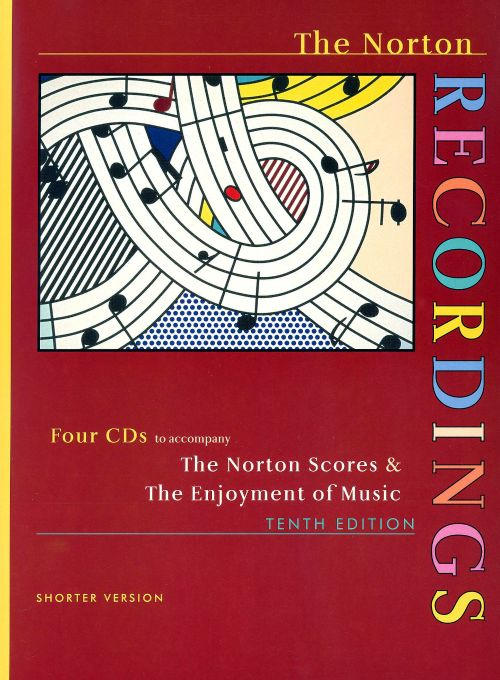 The Norton Scores & The Enjoyment of Music: Shorter Version